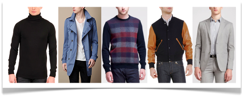 Men's Fall Trends