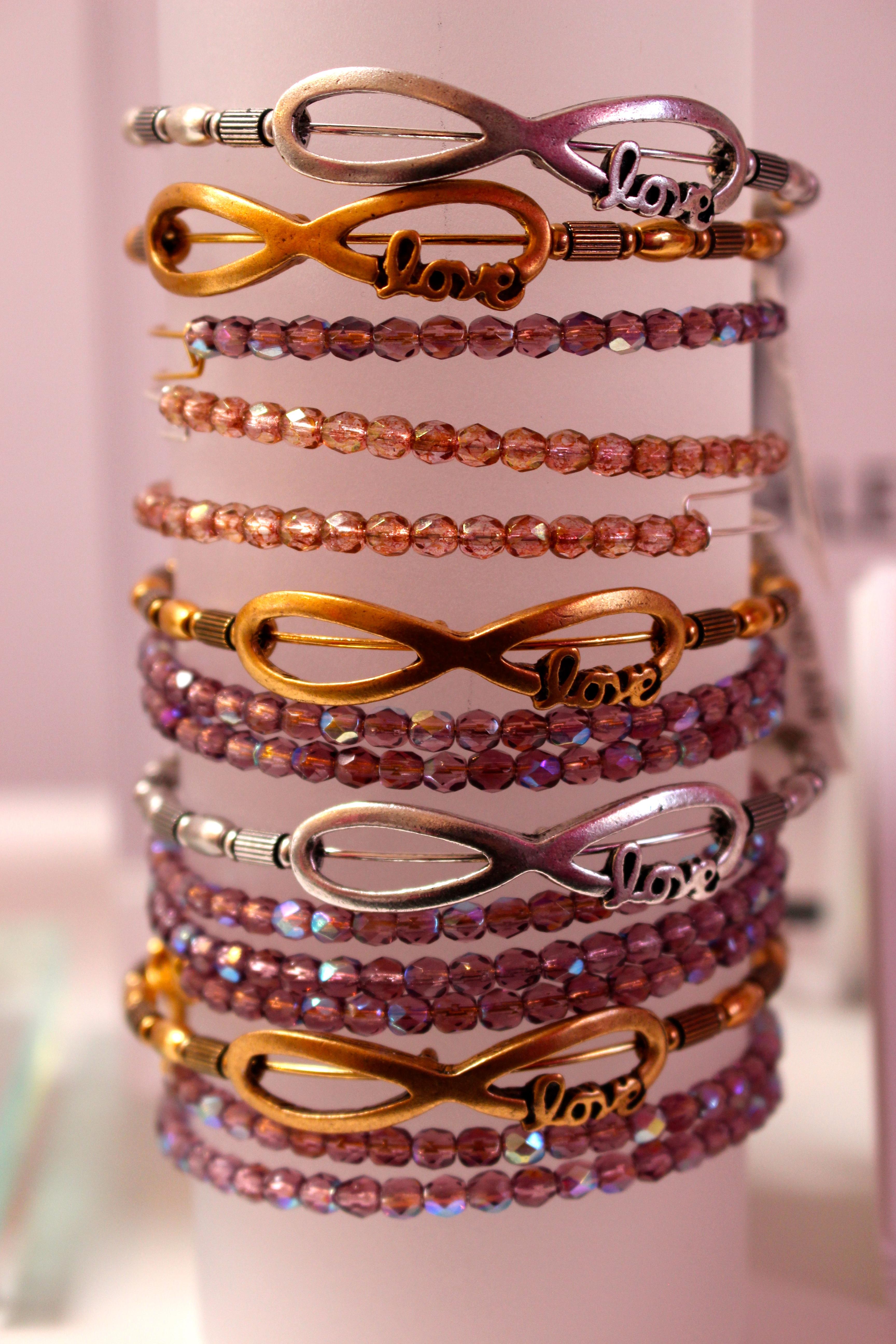 Valentine's day gift bracelets