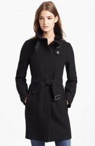 bur coat